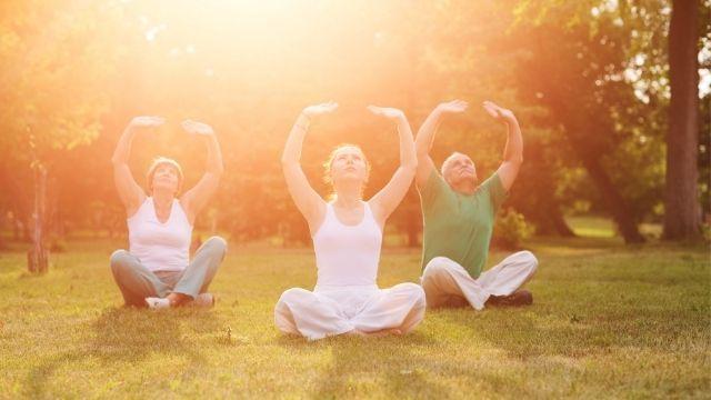 Meditação em movimento para vencer a ansiedade - Parte 2